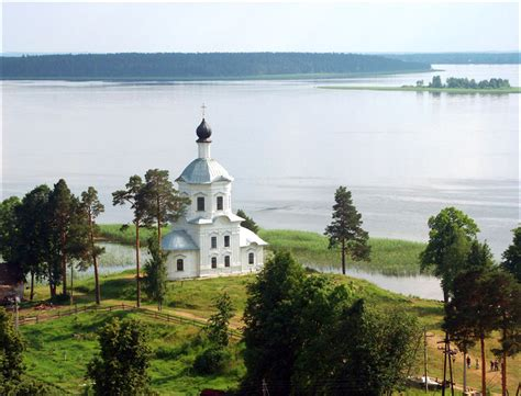 Abandoned Place by Tver Oblast Russia Travel Guide