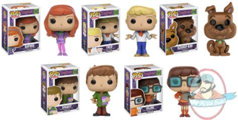 Funko Pop Animation Scooby Doo No 151 Velma pop animation scooby doo set of 5 vinyl figures by funko