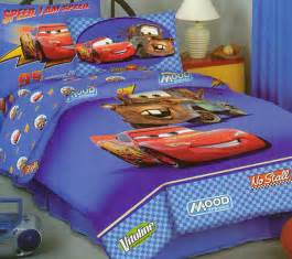 Toddler Bed Set Cars Disney Lightning Mcqueen Bedding Set Disney Cars Comforter