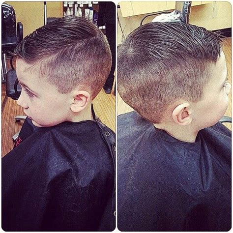 little boy comb over hairstyle over fades for kids newhairstylesformen2014 com