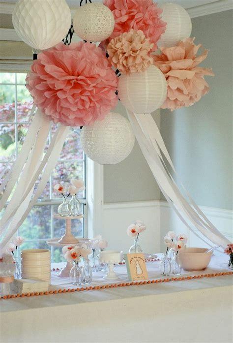 15 Best Baby Shower Décor Ideas for a Memorable Celebration   Celebrations, Babies and Ceilings