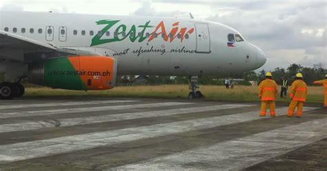airasia zest review airasia zest skids off kalibo runway philippine flight