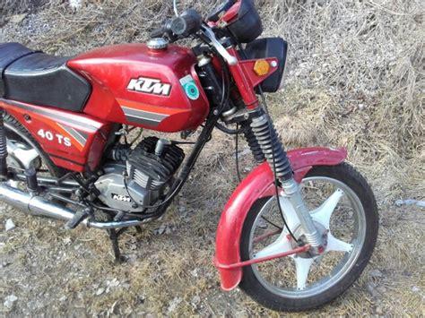 Wie Viel Kostet Versicherung F R Motorrad by Ktm 40 Pl