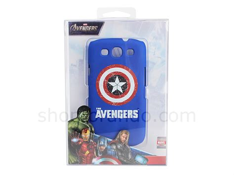 Casing Vivo Y51 Captain America Logo Custom samsung galaxy s iii i9300 marvel the captain america logo phone limited edition