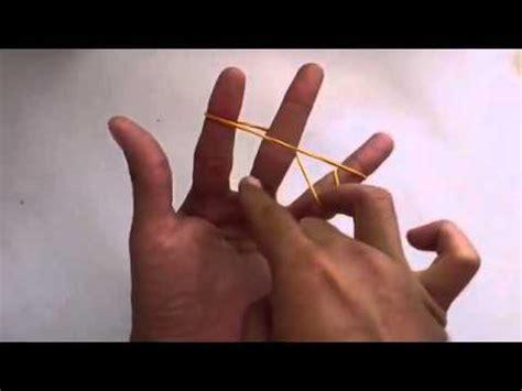 cara membuat gelang karet emboss cara membuat pesawat terbang dari karet gelang youtube