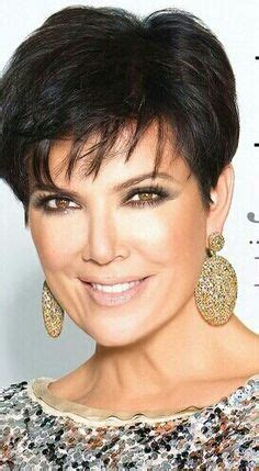 kris jenner hair colour kris jenner pixie haircut google search hair