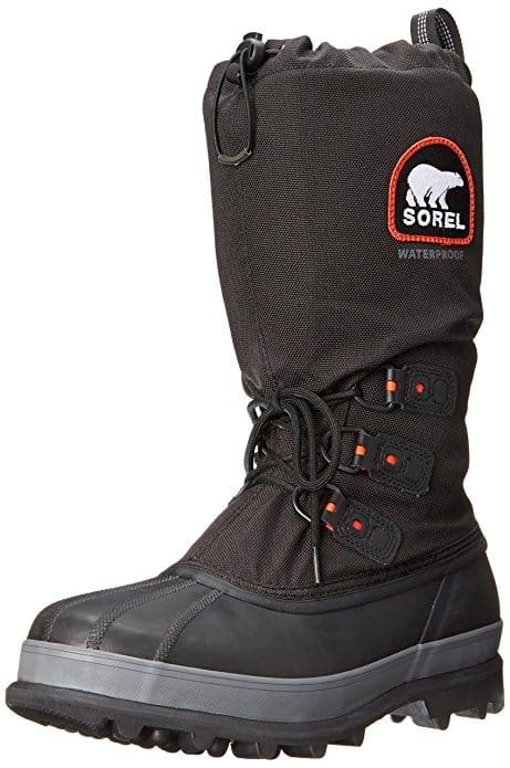 best cold weather boots for best cold weather boots sorel mens