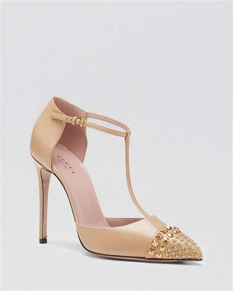 gucci high heel gucci pumps coline studded t high heel