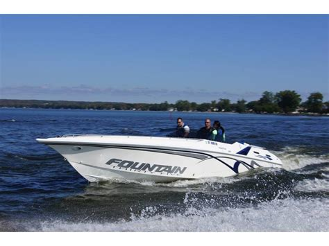 fountain boats for sale new york 97 fountain 35 lightning powerboat for sale in new york