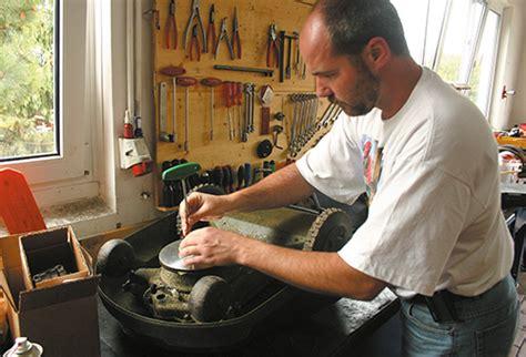 wolf garten service werkstatt werkzeug reinigen und einwintern wolf garten