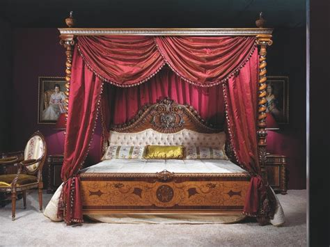 18th Century Bedroom Furniture Antique Italian Classic Furniture Bedroom In Rococo Style