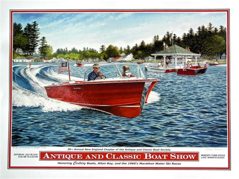new england boat show pictures new england chapter of the antique and classic boat