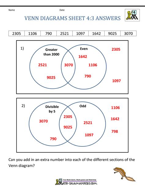 venn diagram statistics problems multiples venn diagram worksheet venn diagrams