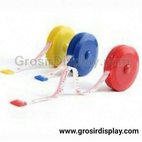 Meteran Gulung Mini Roll 150 Cm meteran jahit daftar update harga terbaru dan terlengkap