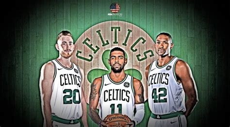 Kaos Nba 2017 2018 Boston Celtics boston celtics fringe nba