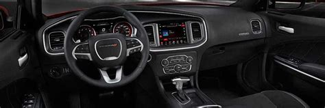 challenger 2016 interior 2016 and 2017 dodge srt hellcat performance features