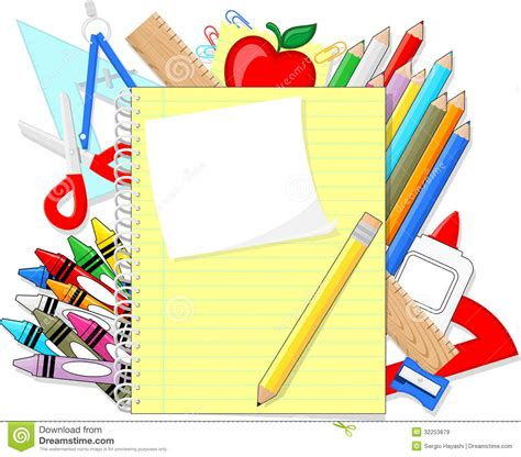 Educational Backgrounds Clipart Best by School Background Stock Image Image Of Paper Apple