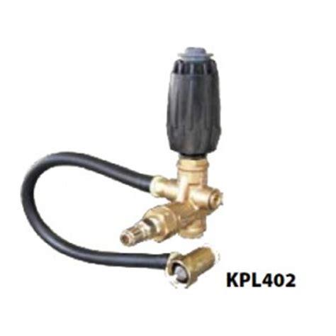 Pressure Washer Plumbing by Pressure Pro Plumbing Kit Kpl402