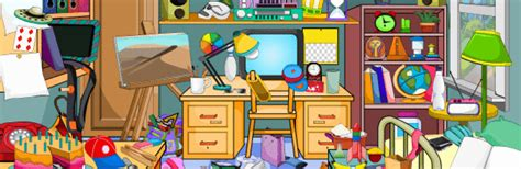 messy bedroom game free 2 play online at pacogames net messy room escape 2 logic