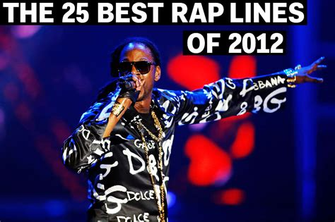 best rap lines the 25 best rap lines of 2012 spin