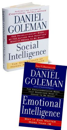 emotions emotional intelligence the power of silence books neural leadership daniel goleman on emotional and social