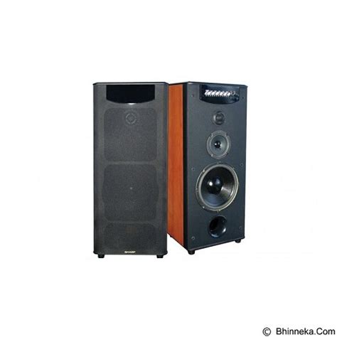 Speaker Aktif Sharp Cbox Asp250bl jual sharp active speaker cbox asp1001b2 murah