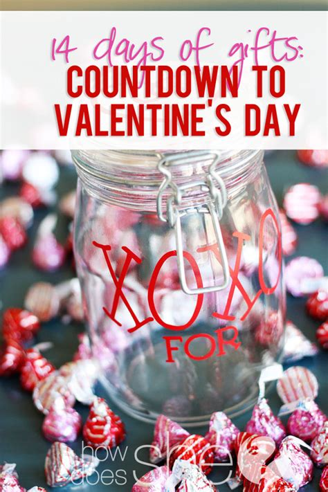 14 days of valentines gifts xoxo gift ideas