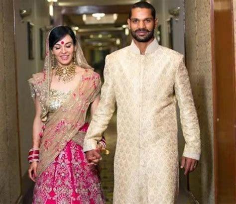tattoo name ravinder photos and info of shikhar dhawan and ayesha s wedding