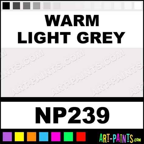 warm light grey nupastel 72 set pastel paints np239 warm light grey paint warm light grey