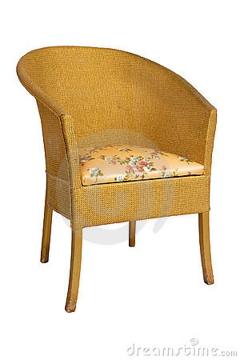 vintage 1960 s commode bedroom chair stock photo image
