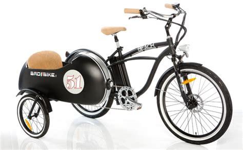 E Bike Mit Beiwagen by Cargobike Anders Elektro Cruiser Mit Beiwagen