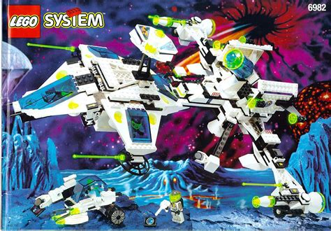 Space LEGOs of the '80s