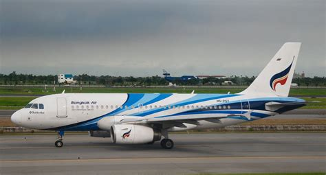Asia's Boutique Airline: Bangkok Airways Economy Review ...