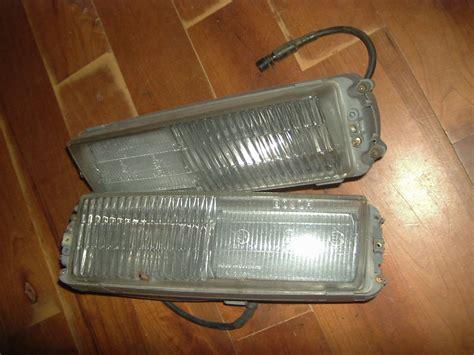 for sale porsche 944 turbo fog lights pelican parts