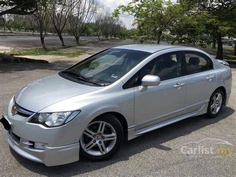 how make cars 2007 honda civic free book repair manuals honda civic 2007 s i vtec 1 8 in kuala lumpur automatic sedan silver for rm 45 800 3118269
