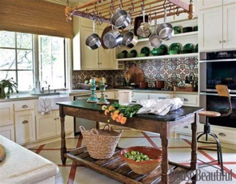 20 inspiring shabby chic kitchen design ideas 49 colorful boho chic kitchen designs digsdigs