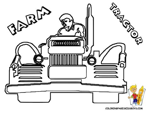 pin combine tractor colouring pages on pinterest
