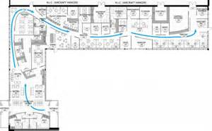 American Airlines Floor Plan Air Partners Office Design By Jwa Design