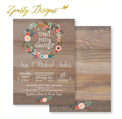 What Is Co Ed Baby Shower by 25 Best Ideas About Coed Baby Shower Invitations On