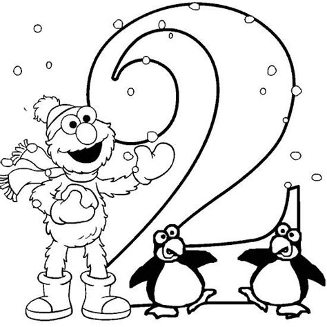 sesame street coloring pages birthday elmo coloring page print elmo pictures to color at