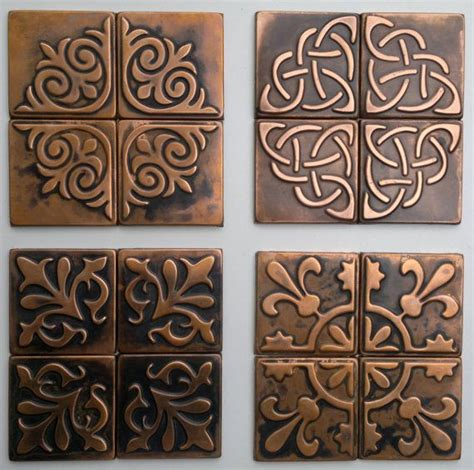 metal wall tiles kitchen backsplash best 25 copper metal ideas on pinterest copper desk