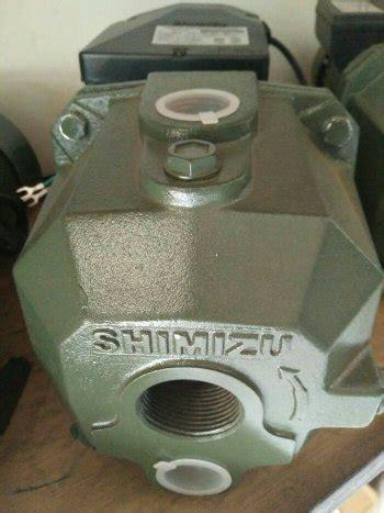 Mesin Pompa Jet Shimizu Pc 260 Bit jual pompa jet shimizu pc 260 bit di terjual