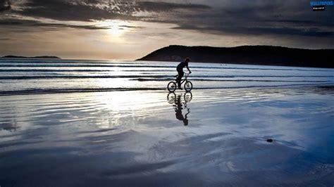 wallpaper free ride beach bike ride wallpaper 1600 215 900 wallpaper 29 hd