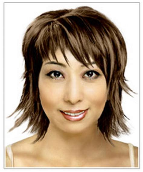 hairstyles for women with convex face shape hairstyles for women with long faces