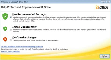 microsoft office 2010 updates overclock