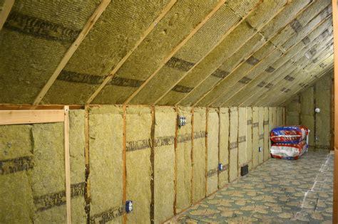 best insulation attic rafter insulation ceiling attic ideas