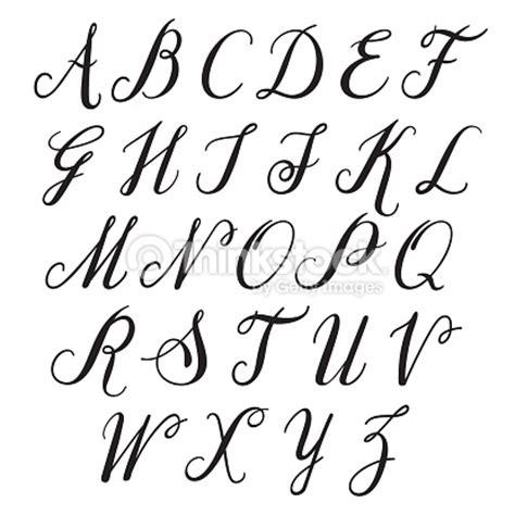 lettere alfabetiche alphabet letters uppercase vector thinkstock