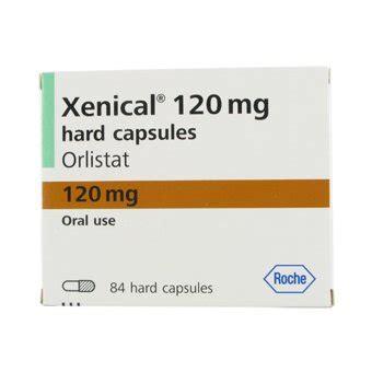 Pelangsing Xenical xenical orlistat 120mg obat pelangsing badan anti gemuk