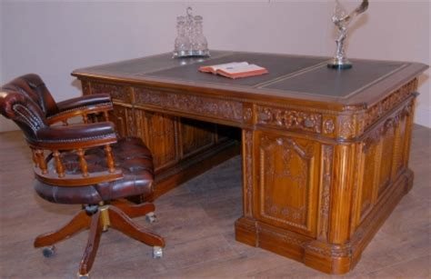 scrivania resolute canonbury antiques presidents desk resolute partners desk