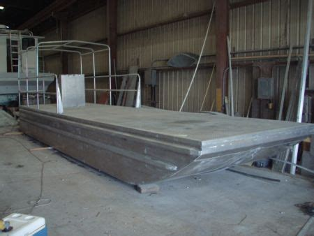 aluminum deck boat for sale 2010 aluminum deck barge deck boat for sale in southeast